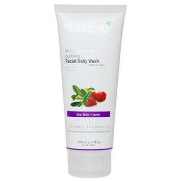 Petal Fresh Botanicals Whitening Tea Tree & Rose Purifying Facial Daily Wash (for Women)