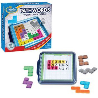 Thinkfun ThinkFun Think Fun Path Words Game