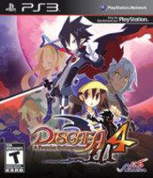 Nippon Ichi Disgaea 4: A Promise Unforgotten