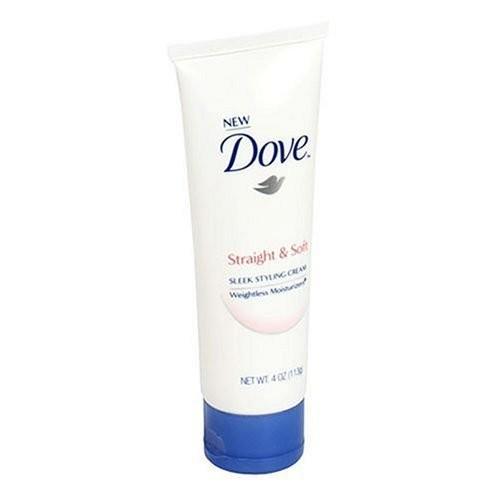 Dove Straight and Soft Sleek Styling Cream