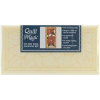 Poinsettias Quilt Magic Kit-9-1/2