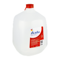 Acadia Distilled Water Pure Steam