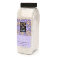 One With Nature Dead Sea Mineral Bath Salts