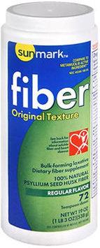 Sunmark Fiber Laxative Original Texture, Regular Flavor 19 oz by Sunmark