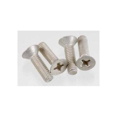 8439 FT Flat Head Screws 8-32x5/8