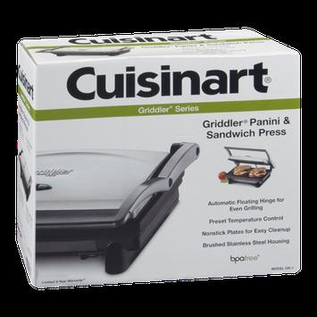 Cuisinart Griddler Panini & Sandwich Press Griddler Series