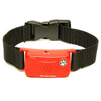 Hagen Pro No Bark Collar - Red - Small