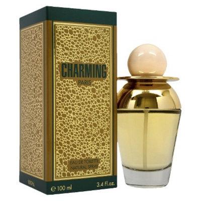 Perfume Worldwide, Inc. Women's Charming by Christine Darvin Eau de Toilette Spray - 3.4 oz