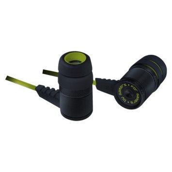 Razer Inc Razer Hammerhead Pro In-Ear Headset - Black/Green (RZ04-00910100-R3M1)