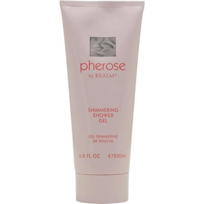 Pherose 145814 Shimmering Shower Gel 6.8-Oz