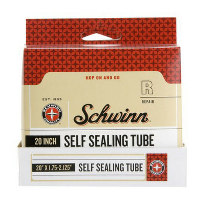 Pacific Cycle Schwinn Self Sealing Bicycle Tire Tube 20
