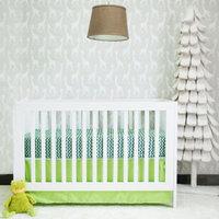 Pam Grace Creations Chevron Basics 2-piece Crib Bedding Set