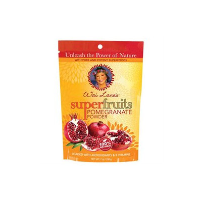 Wai Lana Super Fruits Powder Dietary Supplement Pomegranate