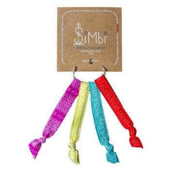 Simbi, Inc. Simbi Hair Ties - Bright