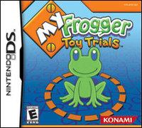 Konami My Frogger: Toy Trials