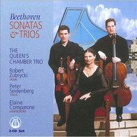 ALLIANCE ENTERTAINMENT LLC Beethoven Sonatas & Trios - CD