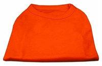 Ahi Plain Shirts Orange Lg (14)