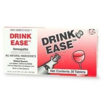 Miers Laboratories, LLC Drink-Ease Homeopathic Remedy Tablets, for Hangovers 32 ea