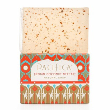 Pacifica Bar Soap, Indian Coconut Nectar, 6 oz