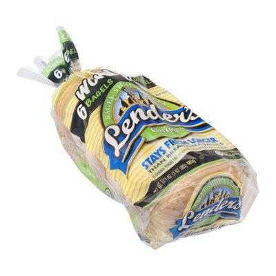 Lender's Bagels Onion - 6 CT
