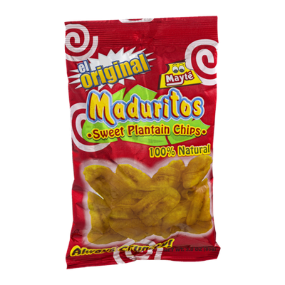 Mayte Platanitos Salted Plantain Chips