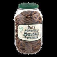 Utz Sourdough Specials Pretzels