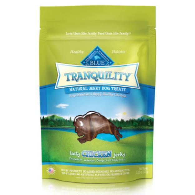 THE BLUE BUFFALO CO. BLUE™ Tranquility® Natural Jerky Dog Treat
