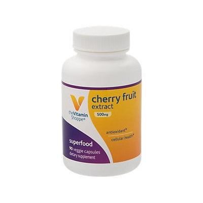 Vitamin Shoppe Cherry Fruit Extract