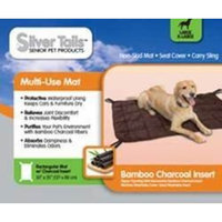Silver Tails Bamboo Charcoal Multi-Use Pet Mat LRG