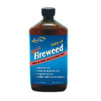 North American Herb & Spice Fire Weed Juice
