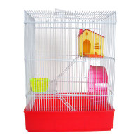 YML 3 Level Red Hamster Cage, 15