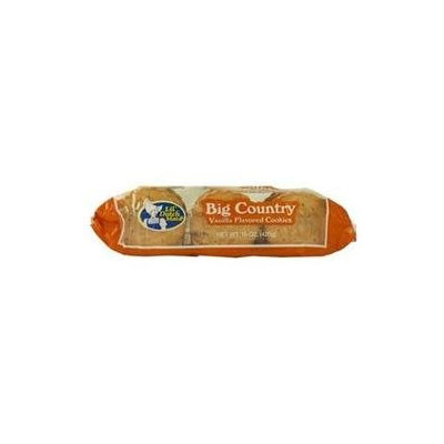 Dollaritem Wholesale Ldm Big Country Cookie 15Z*5M -Sold by 1 Case of 12 Pieces