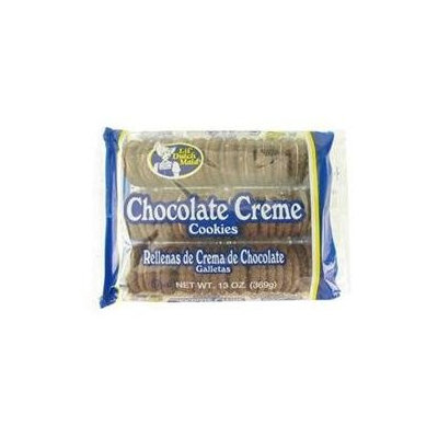 DDI Dutchmaid Chocolate Creme Sandwich Cookies Case of 12