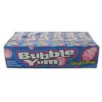 Bubble Yum Cotton Candy Flavored Gum