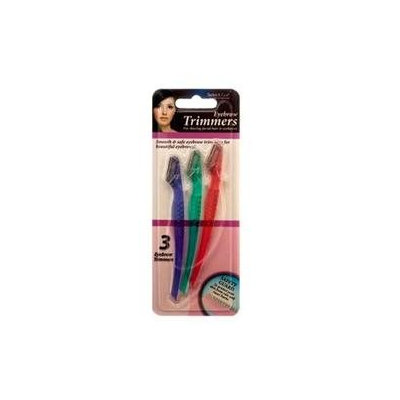 Eyebrow Trimmers 3Pc