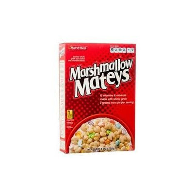 Dollaritem Wholesale Cereal Marshmallow Mateys 11.3Z #Malt-O-Meal *1Y -Sold by 1 Case of 16 Pieces