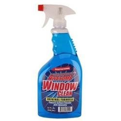 Wholesale Awesome Window Cleaner 32Z -Sold by 1 Case of 12 Pieces