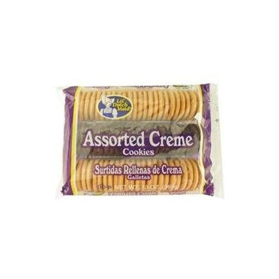 Ddi Dutchmaid Assorted Creme Sandwich Cookies(Case of 12)