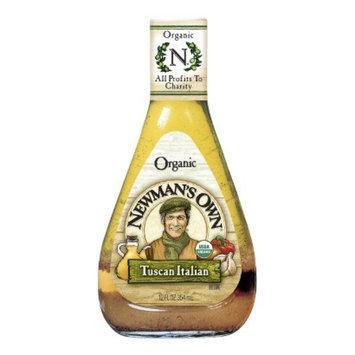 Newman's Own Organic Tuscan Italian Dressing 12-oz.