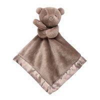 carter's® Bear Snuggle Buddy Security Blanket