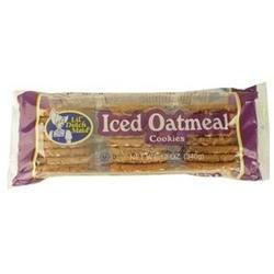 Ddi Dutchmaid Iced Oatmeal Cookies(Case of 12)