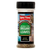 Spice Time Naturally Pure Oregano Leaves