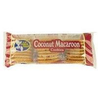 Ddi Dutchmaid Coconut Macaroo Cookies(Case of 12)