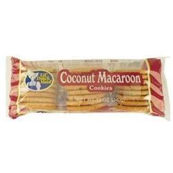 Ddi Dutchmaid Coconut Macaroo Cookies(Case of 12)