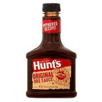 Hunt's Hunts Original BBQ Sauce, 21.6 oz, 3 Pack - 3 pk.