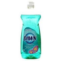Dawn Dishwashing Liquid, Summertime Showers