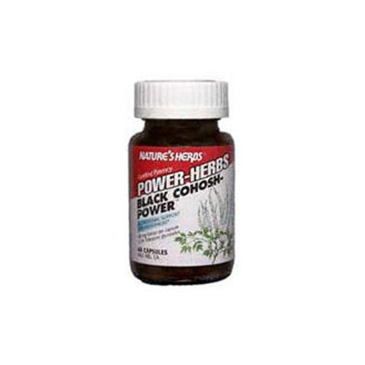 tures Herbs Nature's Herbs Black Cohosh Extract - 465 mg - 60 Capsules