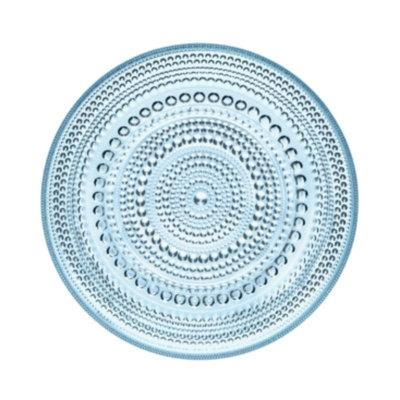 Iittala Dinnerware, Kastehelmi Blue 6.75