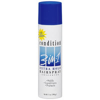 Condition 3-in-1 Extra Hold Hair Spray