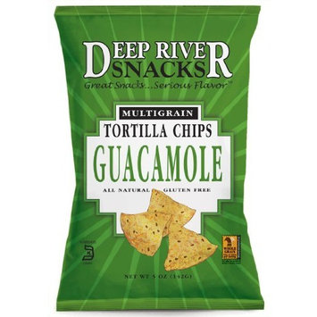 Deep River Snacks Guacamole Multigrain Tortilla Chips